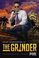"""""""The Grinder"""" - Movie Poster (xs thumbnail)"""