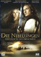 Ring of the Nibelungs - German DVD cover (xs thumbnail)