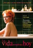 La vida empieza hoy - Spanish Movie Poster (xs thumbnail)