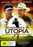 Seven Days in Utopia - Australian DVD cover (xs thumbnail)
