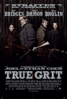 True Grit - Danish Movie Poster (xs thumbnail)