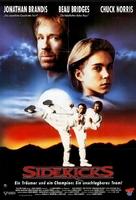 Sidekicks - German Movie Poster (xs thumbnail)