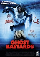 A Haunted House - French DVD cover (xs thumbnail)