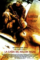 Black Hawk Down - Mexican Movie Poster (xs thumbnail)
