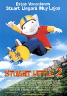 Stuart Little 2 - Spanish Movie Poster (xs thumbnail)