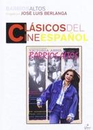 Barrios altos - Spanish Movie Cover (xs thumbnail)