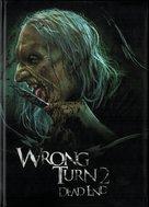 Wrong Turn 2 - German Movie Cover (xs thumbnail)