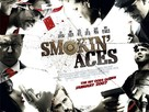 Smokin' Aces - British Movie Poster (xs thumbnail)