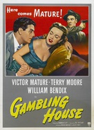 Gambling House - Movie Poster (xs thumbnail)