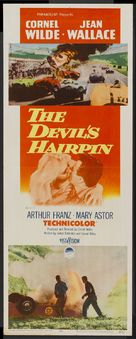 The Devil's Hairpin - Movie Poster (xs thumbnail)