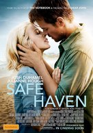 Safe Haven - Australian Movie Poster (xs thumbnail)