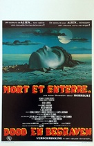 Dead & Buried - Belgian Movie Poster (xs thumbnail)