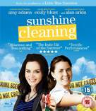 Sunshine Cleaning - British Blu-Ray cover (xs thumbnail)