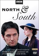 North & South - DVD cover (xs thumbnail)