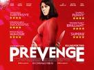 Prevenge - British Movie Poster (xs thumbnail)