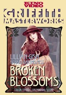 Broken Blossoms or The Yellow Man and the Girl - Movie Cover (xs thumbnail)