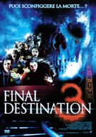 Final Destination 3 - Italian Movie Poster (xs thumbnail)