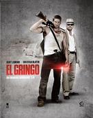 El Gringo - German Blu-Ray cover (xs thumbnail)