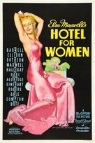 Hotel for Women - Theatrical movie poster (xs thumbnail)