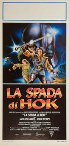 Hawk the Slayer - Italian Movie Poster (xs thumbnail)