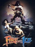 Fire and Ice - Movie Poster (xs thumbnail)