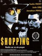 Shopping - Spanish Movie Poster (xs thumbnail)