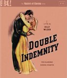 Double Indemnity - British Blu-Ray movie cover (xs thumbnail)