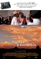 Retour en Normandie - Spanish Movie Poster (xs thumbnail)