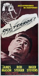 Cry Terror! - Movie Poster (xs thumbnail)