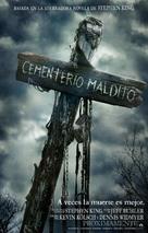 Pet Sematary - Colombian Movie Poster (xs thumbnail)