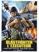 Blastfighter - French Movie Poster (xs thumbnail)