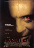 Hannibal - Spanish Movie Poster (xs thumbnail)