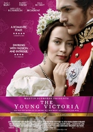 The Young Victoria - Swiss Movie Poster (xs thumbnail)