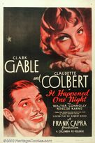 It Happened One Night - Re-release movie poster (xs thumbnail)