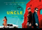 The Man from U.N.C.L.E. - Ukrainian Movie Poster (xs thumbnail)
