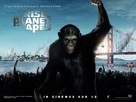 Rise of the Planet of the Apes - British Movie Poster (xs thumbnail)