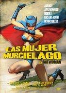 Mujer murciélago, La - Mexican DVD cover (xs thumbnail)