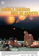 Aquele Querido Mês de Agosto - Portuguese Movie Poster (xs thumbnail)