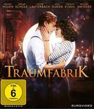 Traumfabrik - German Blu-Ray movie cover (xs thumbnail)