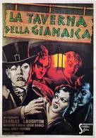 Jamaica Inn - Italian Movie Poster (xs thumbnail)