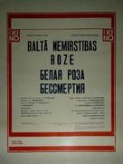 Ukvdavebis tetri vardi - Latvian poster (xs thumbnail)