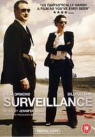 Surveillance - British Movie Cover (xs thumbnail)