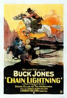 Chain Lightning - Movie Poster (xs thumbnail)