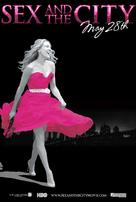 Sex and the City - British Movie Poster (xs thumbnail)