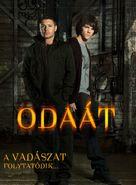 """Supernatural"" - Hungarian Movie Poster (xs thumbnail)"