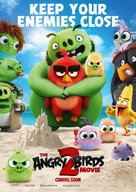 The Angry Birds Movie 2 - Swiss Movie Poster (xs thumbnail)