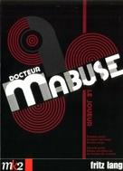 Dr. Mabuse, der Spieler - Ein Bild der Zeit - French DVD movie cover (xs thumbnail)