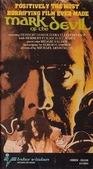 Hexen bis aufs Blut gequält - VHS cover (xs thumbnail)