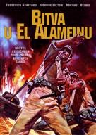 Battaglia di El Alamein, La - Czech Movie Cover (xs thumbnail)