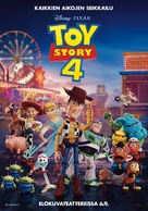 Toy Story 4 - Finnish Movie Poster (xs thumbnail)